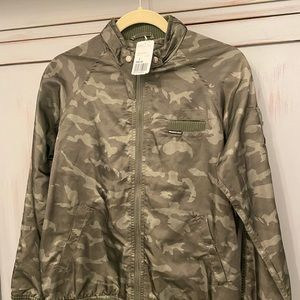 Members only camo jacket
